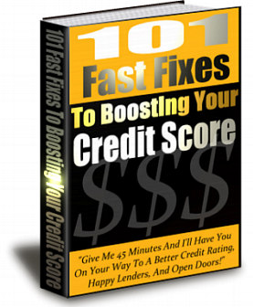 Product picture The Secret Of Boosting Your Credit Rating New Release eBook now with MRR