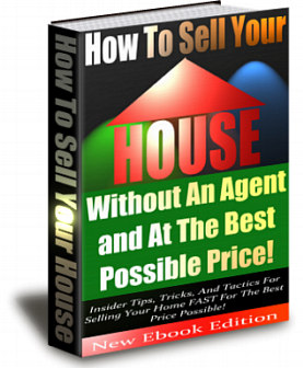 Product picture How to sell your house New release eBook now with MRR