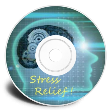 Product picture Stress Relief - Self Hypnosis Audio mp3 - Relieve Anxiety