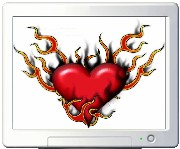 Product picture Tattoo Design Screensaver with MRR